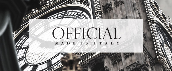 Chiara Bellini will be at Official Made in Italy Temporary Store in London!