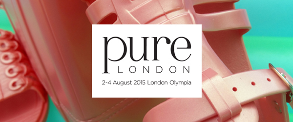 Chiara Bellini is taking part in Pure London 2015