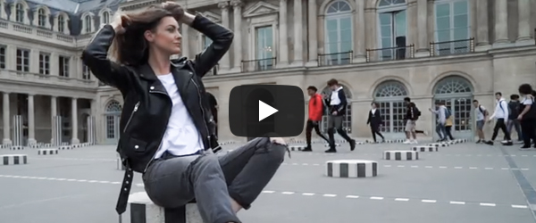 Chiara Bellini goes to Paris!