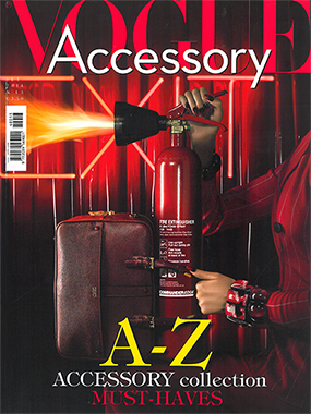"Vogue Accessory - Campagna pubblicitaria ""A Fashion Attitude"""